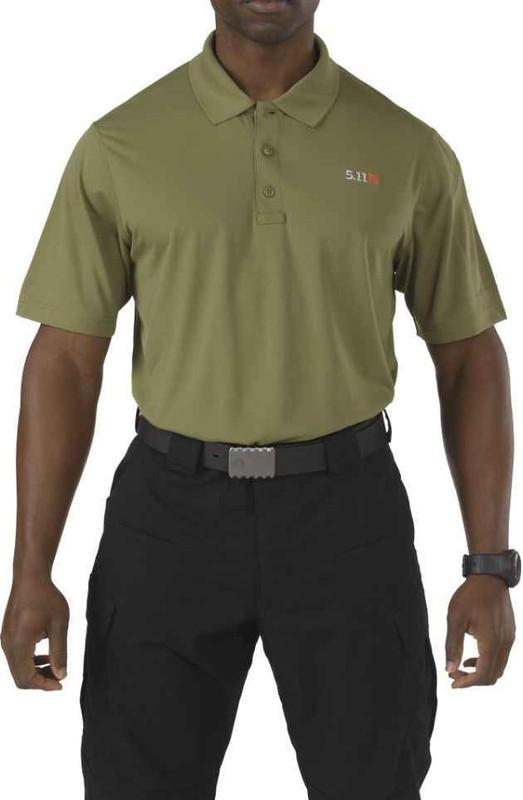 5.11 Tactical Mens Pinnacle Short Sleeve Polo Shirt 71036 71036
