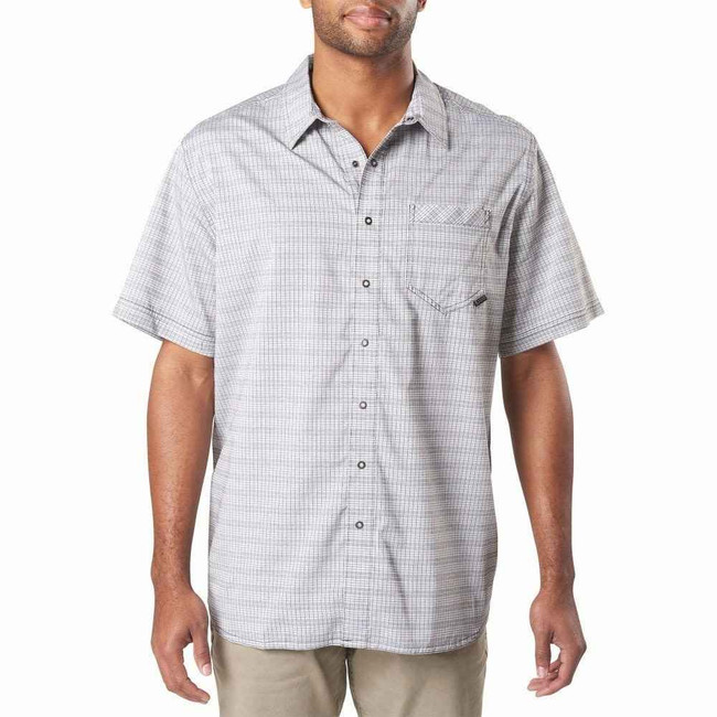5.11 Tactical Mens Short Sleeve Intrepid Shirt 71369 - Closeout 71369