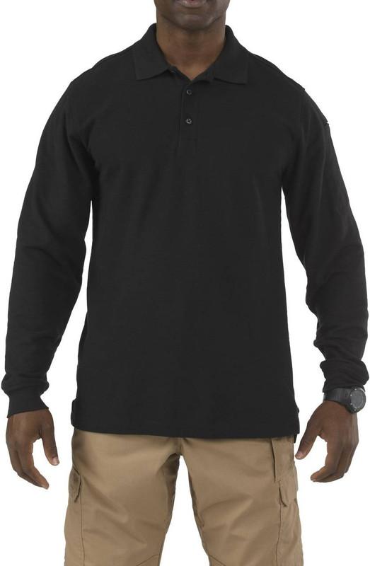 5.11 Tactical Mens Utility Long Sleeve Polo Shirt 72057 72057