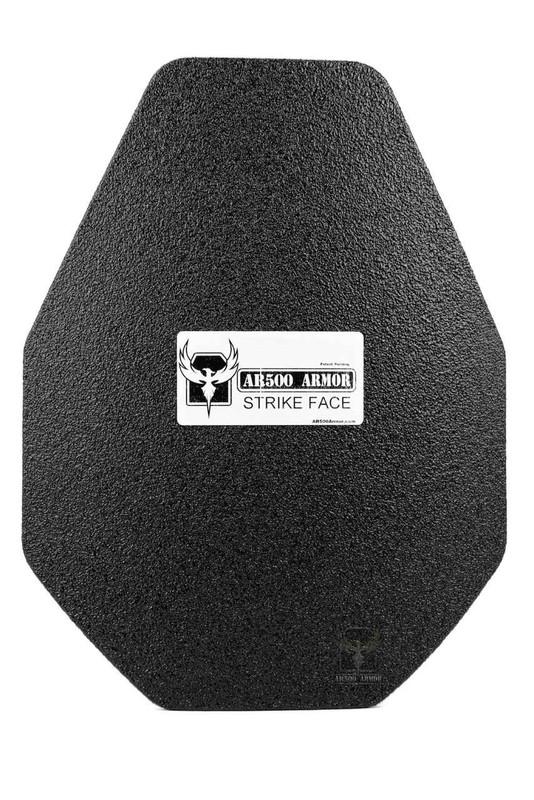 AR500 Lightweight Level III ASC Plate - 11 x 14 IIILW-PLUS-ASC-11X14