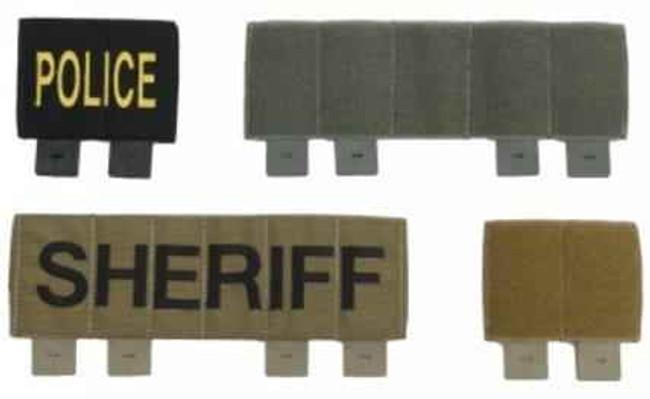 Tactical Tailor Modular Badge Panel MBP