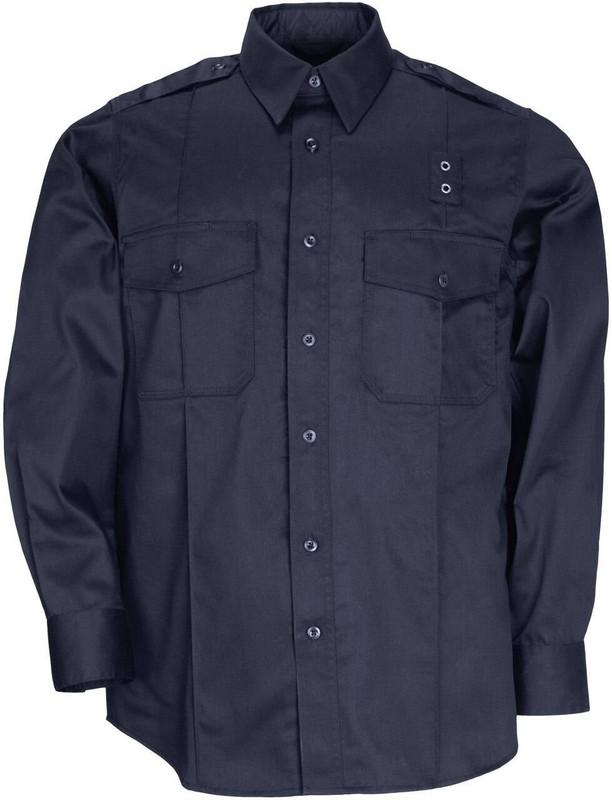 5.11 Tactical Mens Taclite PDU Class A Long Sleeve Shirt 72365 72365