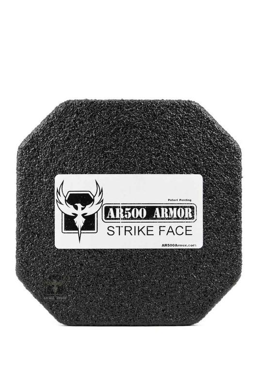 AR500 Lightweight Level III Side Plate IIILW-PLUS-SIDE