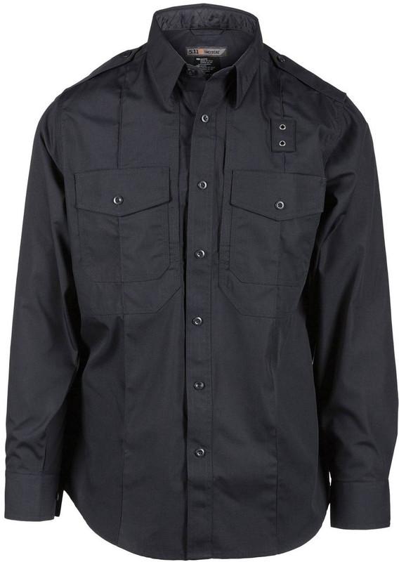 5.11 Tactical Mens Taclite PDU Class B Long Sleeve Shirt 72366 72366