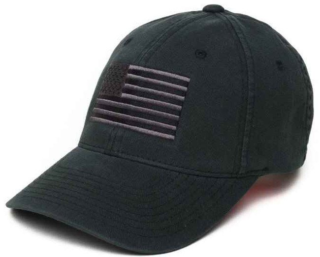 Pipe Hitters Union American Flag Fitted Hat PC506