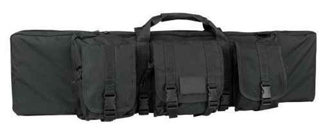 Condor 36 Rifle Case with Pouches 133-TG