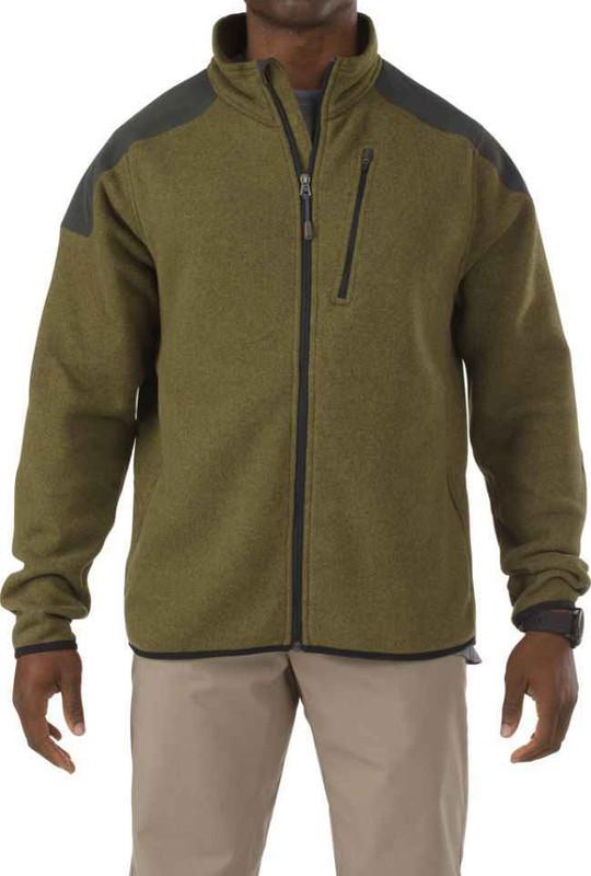 5.11 Tactical Full Zip Tactical Sweater 72407 72407