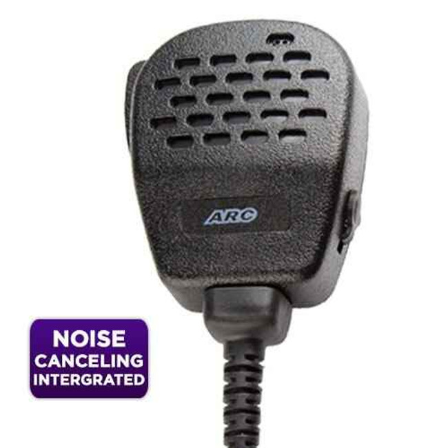 ARC Radio Accessories S12 Series Heavy Duty Noise Cancelling IP54 Speaker Microphone S12-AR