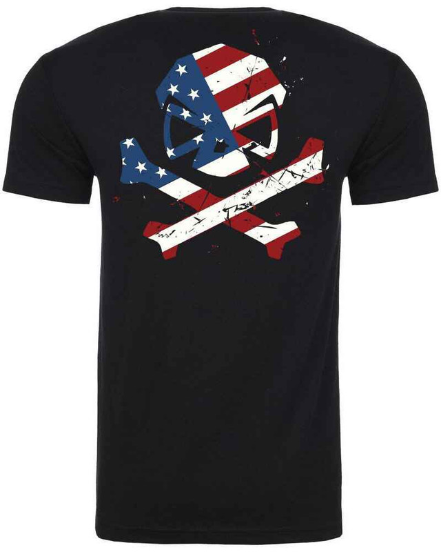 Pipe Hitters Union American Patriot Shirt PT114