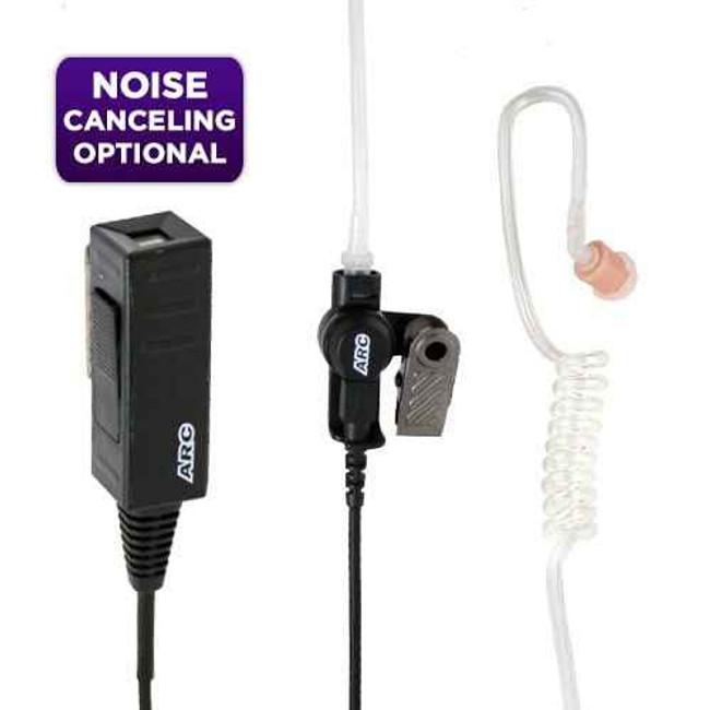 ARC Radio Accessories T23 Series Two-Wire Surveillance Kit T23