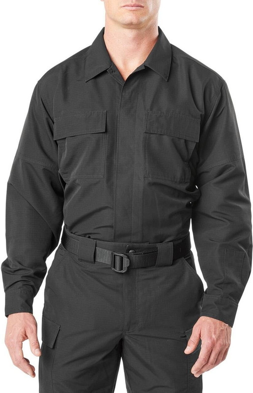5.11 Tactical Mens Fast-Tac TDU Long Sleeve Shirt 72465 72465