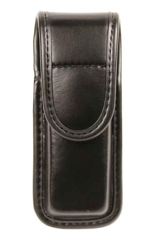 Blackhawk Plain Finish Single Mag Pouch - Double Row LE-44A003PL 648018142420