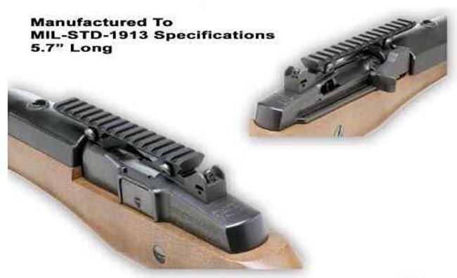 GGandG Mini-14 Ranch Rifle MIL-STD-1913 Scope Mount 1382 813157002229