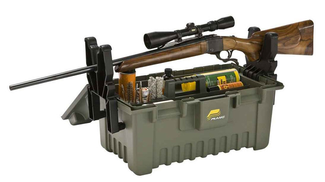 Plano Shooters Case with Gun Rest 1781-00 024099017817
