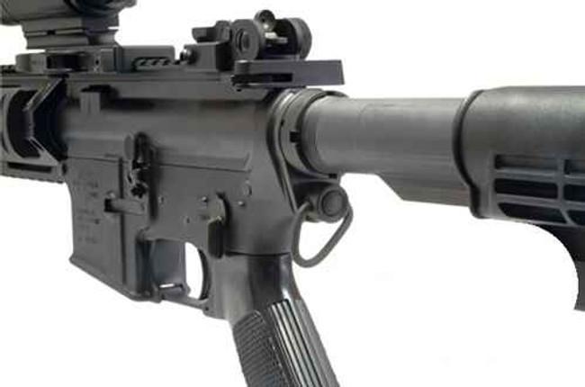 GGandG AR-15/M16 End Plate Sling Mount with Quick Detach Angular Sling Swivel 1417 813157003028