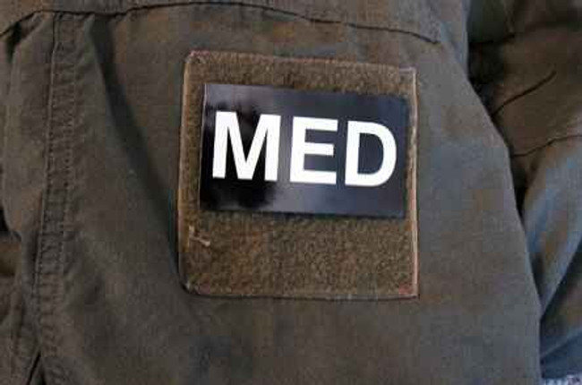 Tactical Medical Solutions Tac Med Patch TMP-1 818630012153