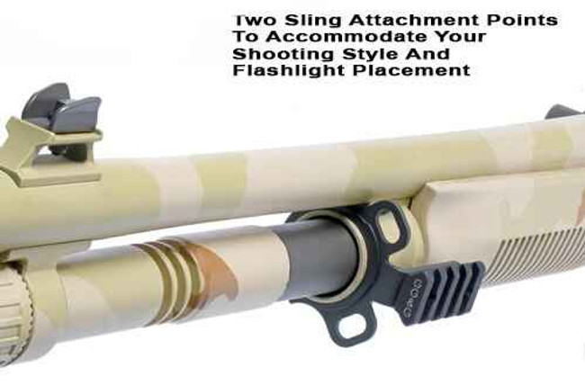 GGandG Benelli M4 Sling and Flashlight Combo Mount 1689 813157006210