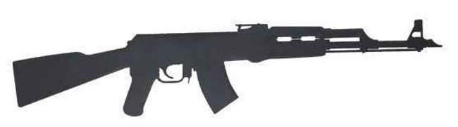 GGandG Ak-47 Trailer Hitch Cover 1803-GG
