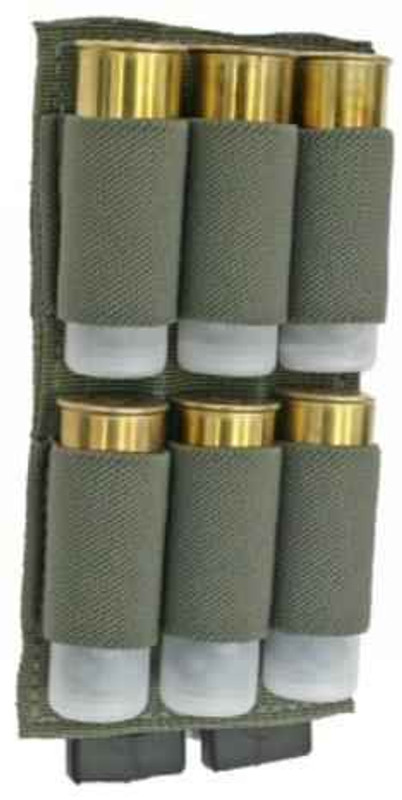 Tactical Tailor Shotgun 6 Round Panel Vertical 10008