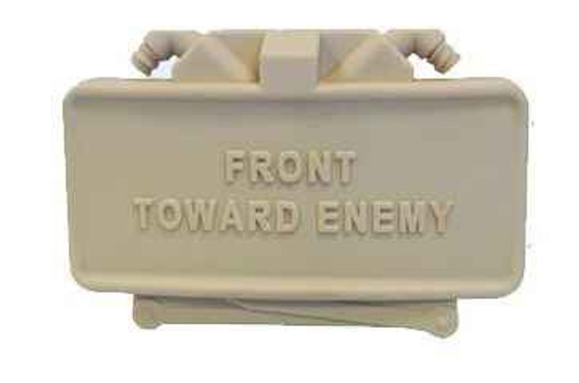 GGandG Tan Claymore Mine Hitch Cover CLAYMORE-HITCH