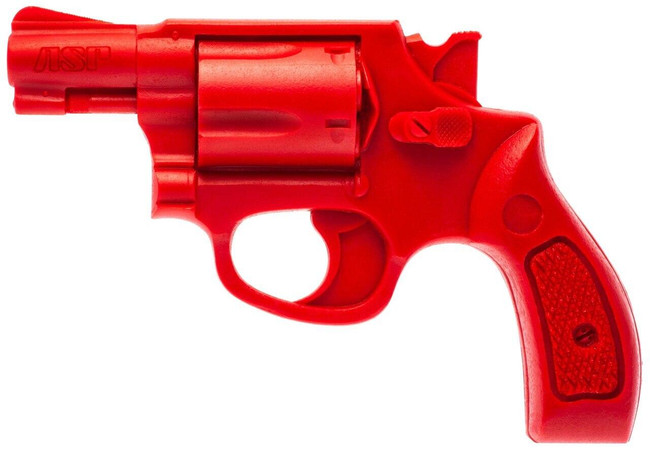 ASP Products S&W J Frame Red Gun 07310-AS
