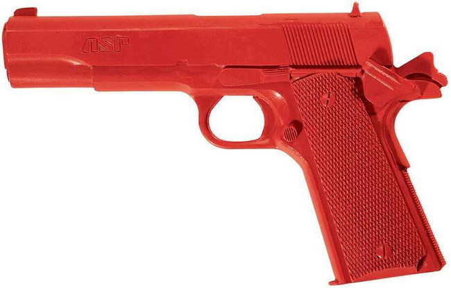 ASP Products Government .45 Red Training Gun 07308 092608073081