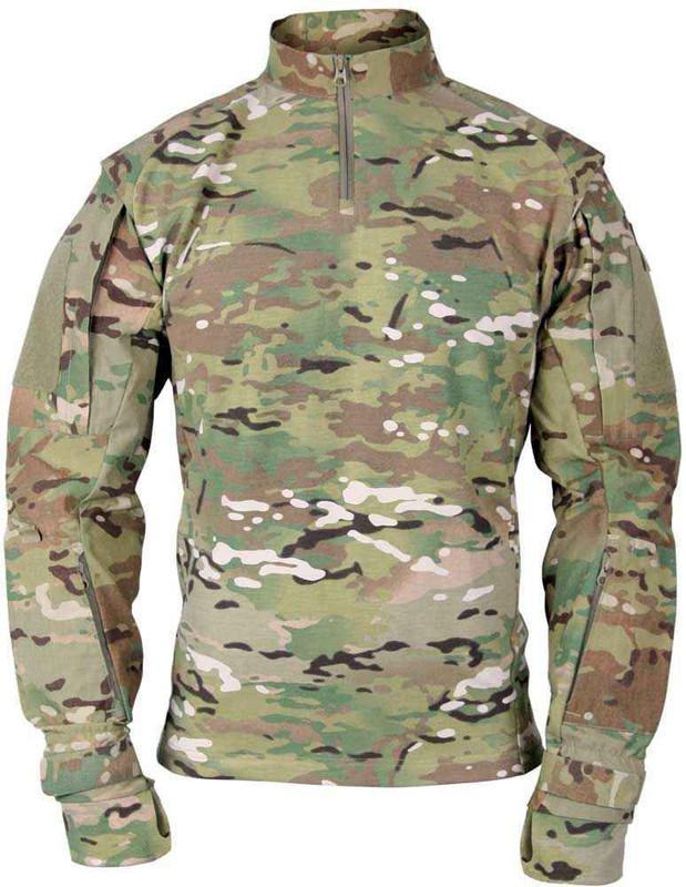 Propper TACU A-TACS Combat Shirt F5417-38-379