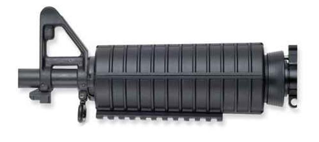 GGandG AR-15/M16 Under Forearm Integrated Rail UFIR 1055-GG 813157000355