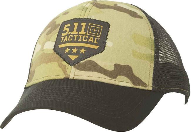 5.11 Tactical MultiCam Snap Back Hat 89434 888579061000