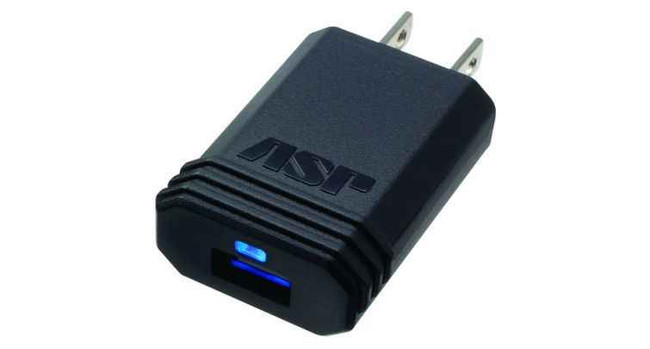 ASP Products Wall Charger 53040 092608530409
