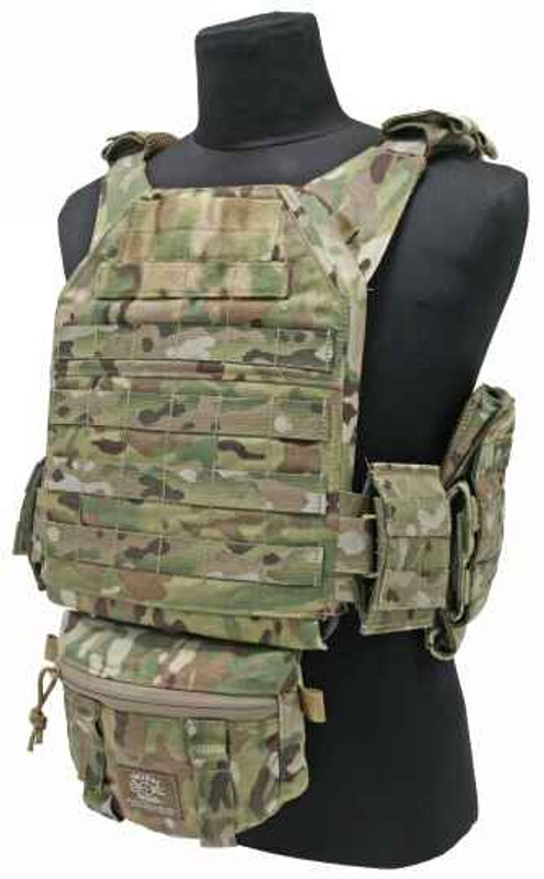 Tactical Tailor Plate Carrier Lower Accessory Pouch 22066