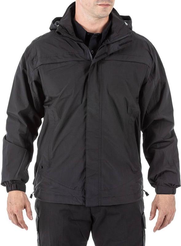 5.11 Tactical Mens Tac Dry Rain Shell Jacket 48098 48098