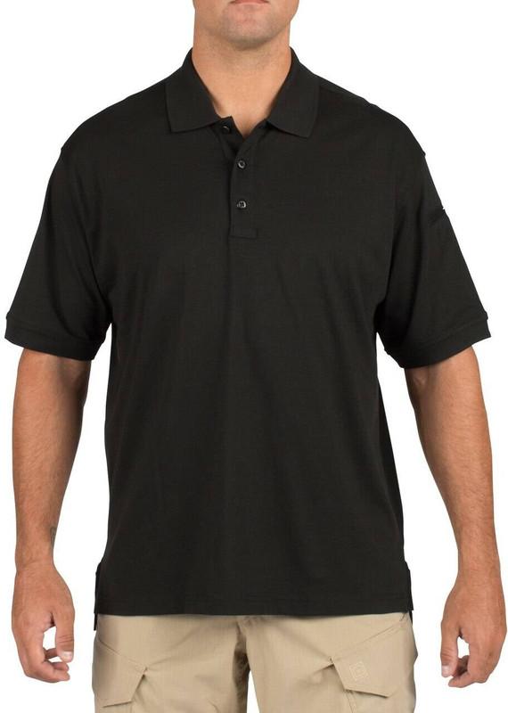 5.11 Tactical Mens Tactical Jersey Short Sleeve Polo Shirt 71182 71182
