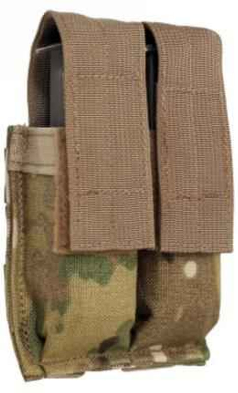 Tactical Tailor Double Pistol Mag Pouch 10010-TA
