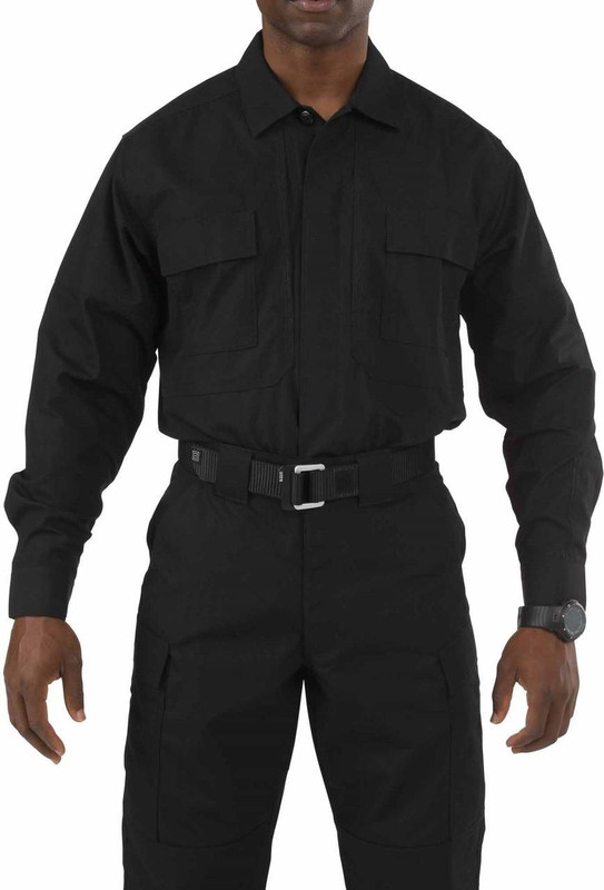 5.11 Tactical Mens Taclite TDU Long Sleeve Shirt 72054 72054