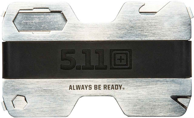 5.11 Tactical Steel Jacket Multitool Wallet 56403 56403