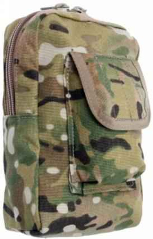 Tactical Tailor Zipper Utility with Pouch 10014-TA