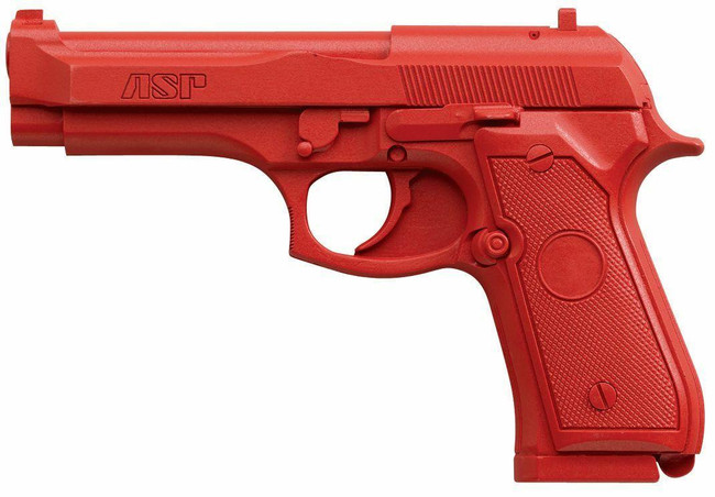 ASP Products Beretta 96D Handgun Red Guns BRTHGRG