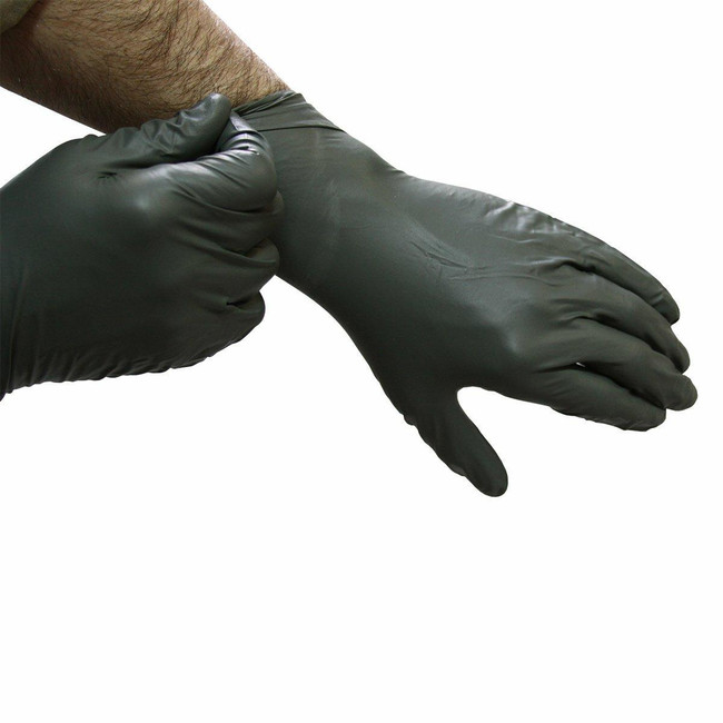 Tactical Medical Solutions Defender T Gloves Boxof 25 DFR12