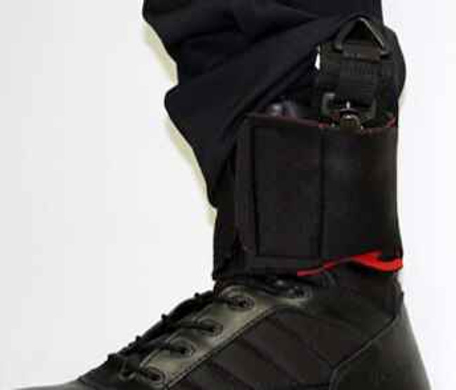 Tactical Medical Solutions Tactical Tourniquet Ankle Holster TQAH 636302014521
