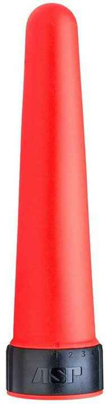 ASP Products Red Traffic Wand 35650 092608356504