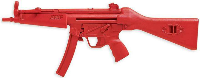 ASP Products Submachine Gun Red Guns SMGREDGUN