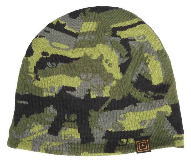 5.11 Tactical Gun Camo Beanie 89042 89042