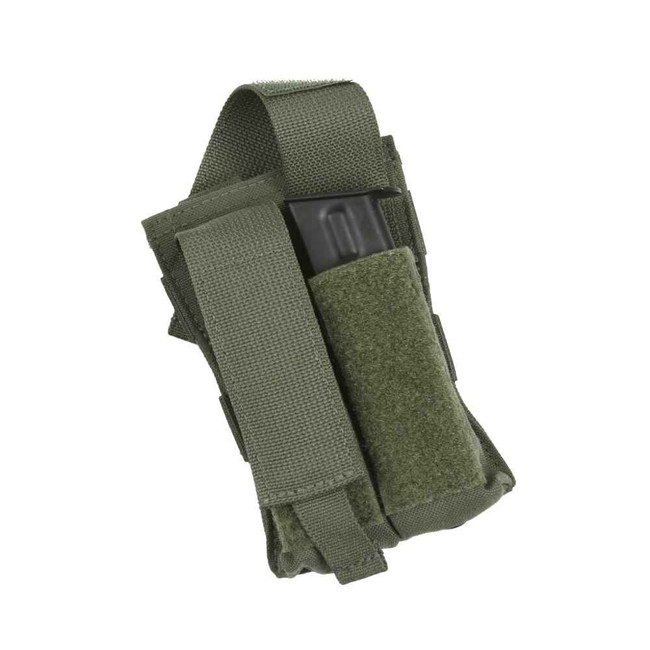 Protech Tactical Side Arm Double Mag Pouch TP10A