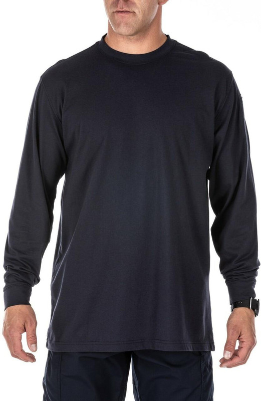 5.11 Tactical Professional Long Sleeve T-Shirt - Untucked Front