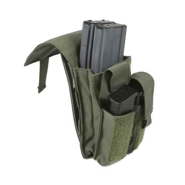 Protech Tactical M4/Side Arm Mag Pouch - Dual TP7