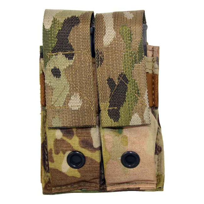 ATS Double Pistol Mag Pouch 0031-AT