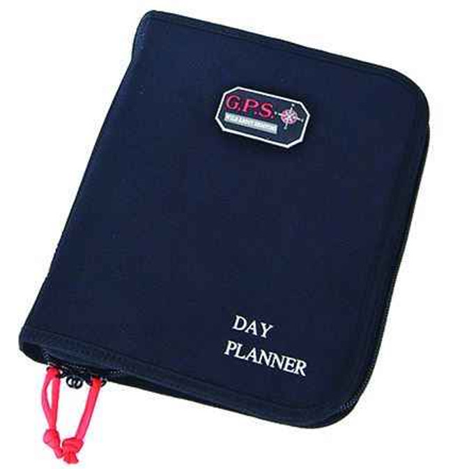 G-Outdoors GPS Deceit and Discreet Large Day Planner D1109PCB 819763010412