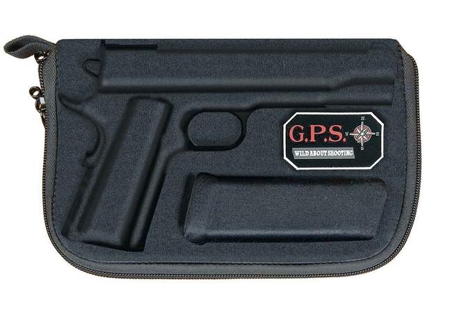 G-Outdoors GPS Custom Molded Pistol Case MOLDEDCASE