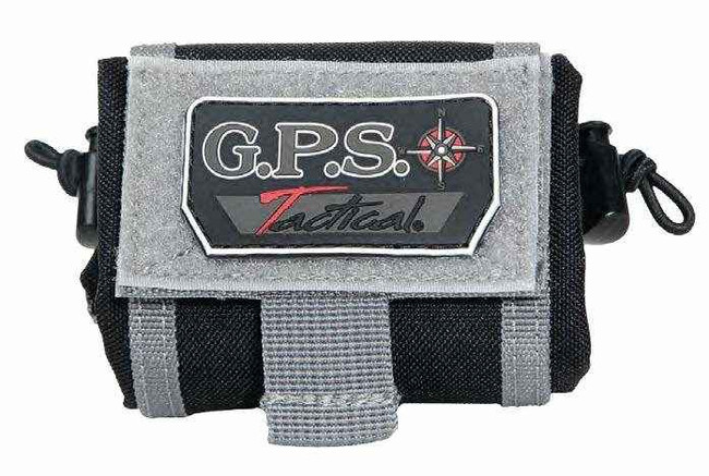 G-Outdoors GPS Tactical Belt Style Brass Pouch T88BC 819763010184